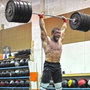 An athlete must lift enough to elicit adaptation and increase strength.